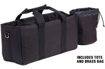 5.11 Tactical Shooting Gear Range Ready Tote & Brass Bag