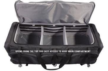 3-5.11 Tactical CAMS 40in Outbound Gear Bag w/ wheels