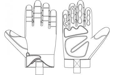 2-5.11 Tac-A Glove 59300