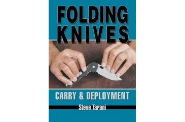 5.11 Folding Knives: Carry and Deployment Book 59255