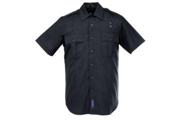 5.11 Women's B Class Short Sleeve Shirt, Black