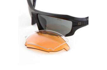 511 Replacement Lens for Burner Half Frame, Clear, 52036-011