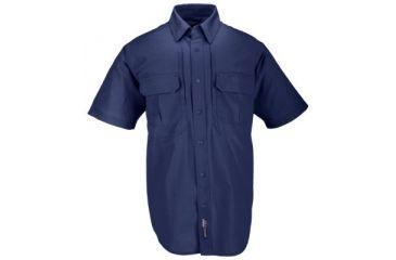 5.11 Tactical Shirt w/ Short Sleeves - Fire Navy