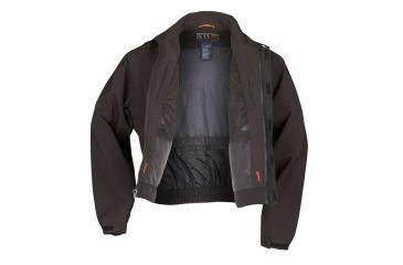 5.11 Tactical Softshell Patrol Duty Jacket WPB, Black