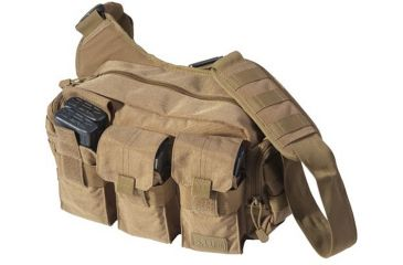 5 11 Tactical Bail Out Bag Flat Dark Earth