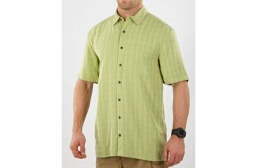 5.11 Tactical Covert Shirt Select Short Sleeve - Cactus - S 71199-204-S