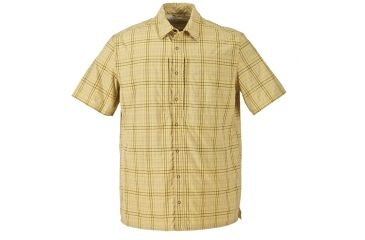 5.11 Tactical Covert Shirt - Performance, Goldenrod Plaid