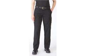 5.11 Tactical TDU Pants Cotton Ripstop 64359 Black