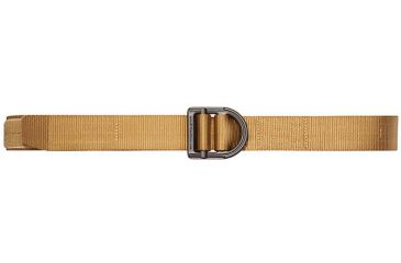5.11 Tactical Trainer Belt 1.5in, Coyote Brown, 28 to 30in