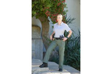 5.11 Tactical Trainer Belt in Use