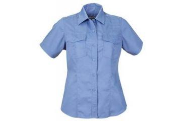 5.11 Tactical Womens Station Shirt, Fire Med Blue