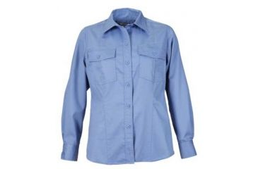 5.11 Tactical Long Sleeve Station Shirt, Fire Med Blue
