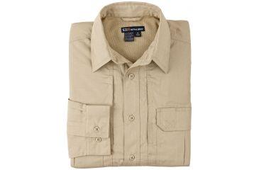 511 Womens Taclite Pro Long Sleeve Shirt, Tdu Khaki, Size L