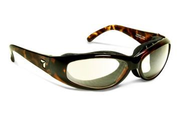 3d6daca55bf 7 Eye Chubasco- Glossy Black Sunglasses