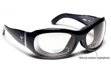 f1a7299e89 7 Eye Briza  SharpView Clear +2.50 Reader Sunglasses