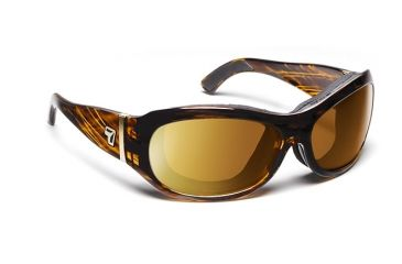 7 Eye Briza Sunset Tortoise ColorAmp Copper NXT Sunglasses 310621