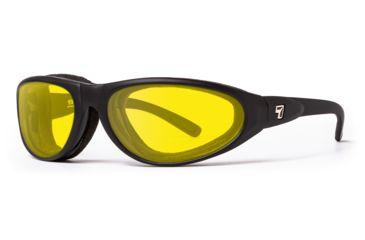 143437e8cb2 7eye Cyclone Matte Black Sunglasses