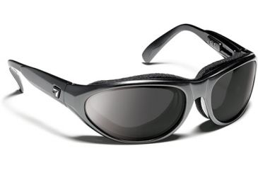 7 Eye Diablo Charcoal SharpView Gray Sunglasses 170341