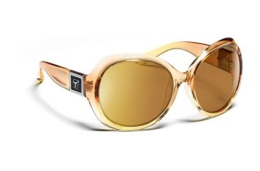 7 Eye Lily Sunglasses Honey Frame