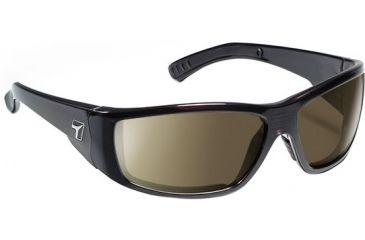 7 Eye Maestro Sunglasses, Mahogany Frame, SharpView Gray Lens 595241