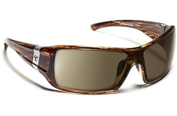 7 Eye Mason Sunglasses, Sunset Tortoise Frame, 24 - 7 Copper NXT Lens 850628