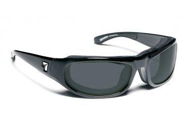 7 Eye Whirlwind Glossy Black 24 - 7 NXT Original Sunglasses 120517