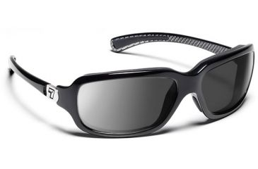 7 Eye 7eye Air Dam Sunglasses Marin, SharpView Gray PC Lens, Black Carbon Frame, M-L , Men 436641