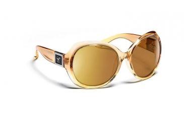 7eye 825744 Womens Lily Rx Progressive Sunglasses Active Lifestyle Honey Frames