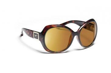 7eye 825344 Womens Lily Rx Progressive Sunglasses Active Lifestyle Leopard Tortoise Frames