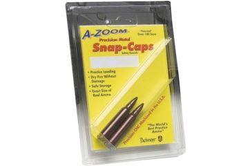 A-Zoom Rifle Snap Caps - 7mm WSM - 2 Per Pack