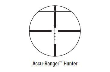 Accu-Ranger Hunter Reticle