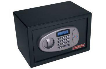 adg sports secure vault select personal safe 33082 black free rh opticsplanet com secure vault handgun safe manual Field and Stream Gun Safe