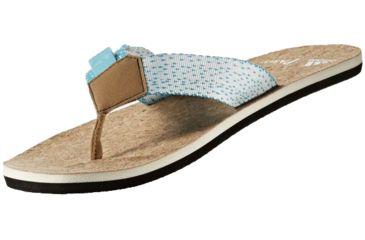 64b6a4385daaa Adidas Outdoor Eezay Parley Slide Sandal - Men s-Non-Dyed Chalk Lab