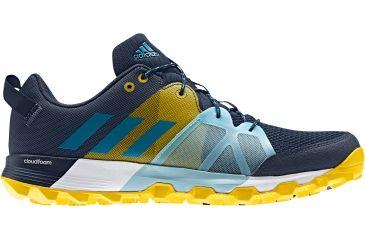 Adidas Outdoor Kanadia 8.1 Trail Running Shoe - Men s-Collegiate Navy Mystery  Petrol  0dc4eecb1