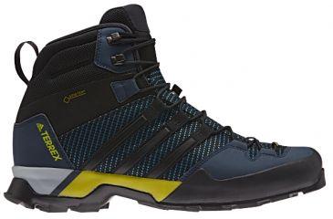 Adidas Outdoor Terrex Scope High GTX Approach Boot - Men s-Core Blue Blk  3387820bc
