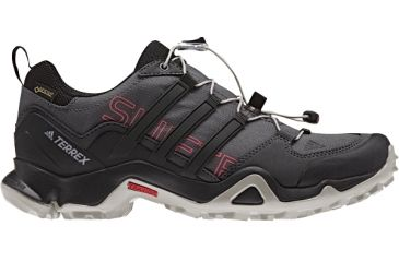 dba82c887674eb Adidas Outdoor Terrex Swift R GTX Hiking Shoe - Women s-Blk Blk Tactile