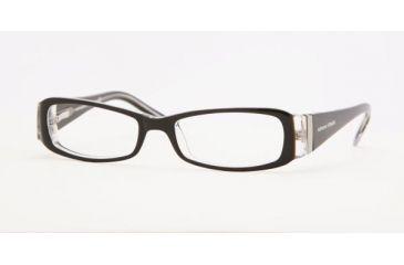 Adrienne Vittadini Eyeglasses AV7037 with Lined Bi-Focal Rx Prescription Lenses