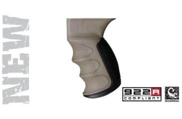 Advanced Technology Saiga Scorpion Recoil Pistol Grip Desert Tan A5202348