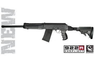 Advanced Technology Saiga Scorpion Recoil Pistol Grip Destroyer Gray A5402348