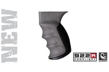 Advanced Technology Saiga Scorpion Recoil Pistol Grip Destroyer Gray A5402348