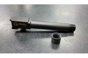 2-Advanced Armament Corporation Threaded Barrel For Glock 21 .45ACP 5.12 Inch .578-28 TPI 103574