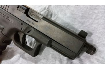 3-Advanced Armament Corporation Threaded Barrel For Glock 21 .45ACP 5.12 Inch .578-28 TPI 103574