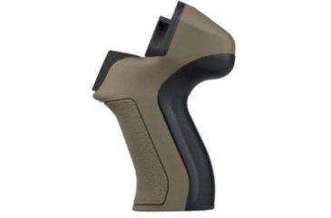 Advanced Technology Mossberg 20 Gauge Talon T2 Rear Pistol Grip with Scorpion Recoil Grip, Desert Tan A.5.20.1632