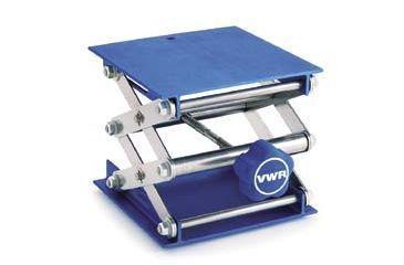 VWR Vwr Support Jack Aluminum4x4in 960070, Unit EA