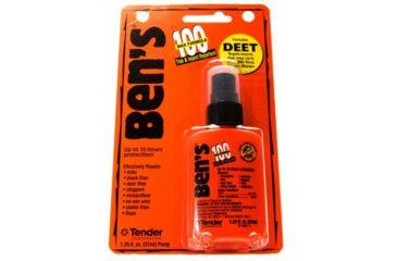 Bens 100 Max Insect and Tick DEET Repellent Pump Spray - 1.25oz 0006-7070