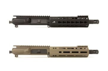 1-Aero Precision M4E1 Enhanced 8in .300 Blackout Quantum Handguard Complete Upper Receiver
