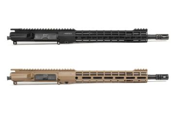 8-Aero Precision M4E1 Threaded 5.56 Mid-Length w/ ATLAS S-ONE Handguard Complete Upper Receiver
