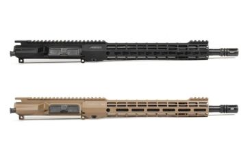 2-Aero Precision M4E1 Threaded 5.56 Mid-Length w/ ATLAS S-ONE Handguard Complete Upper Receiver