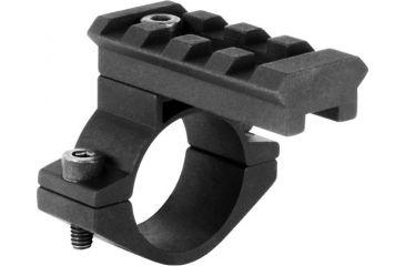 AIM Sports Inc CQB Combo 3-9x40 Scope/Red Dot/QR Mount/Mil-Dot Reticle JSRMC01