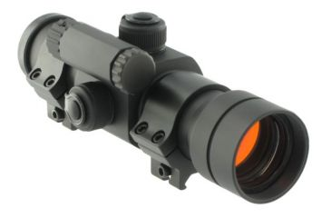Aimpoint 9000SC NV 2MOA Red Dot Sight with rings 200136